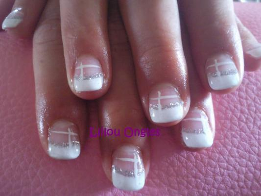 lilouongles blanc argent