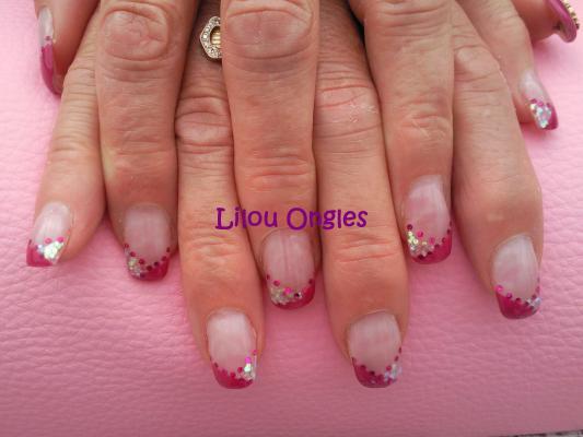 lilouongles rose dazzling