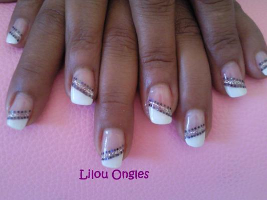 lilouongles dentelle orientale